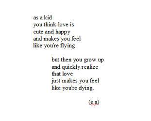 Feeling of love by Rustyfur