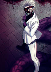 TG: The one-eyed by Delila2110