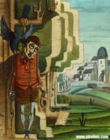 El suicida. by sirelion80