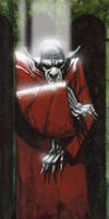 The vampire by sirelion80
