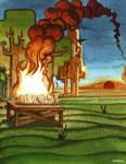 Incineracion by sirelion80
