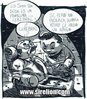 comic by sirelion80