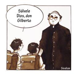don Gilberto by sirelion80
