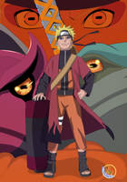 Jump Cover Naruto by Ethavisell