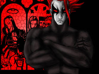 Vampire K 07 by Kbadguy
