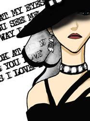 Look at me... by Kbadguy