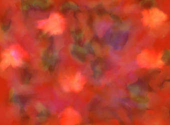 Painterly backgrounds-  Tropical explosion by Geekophelia