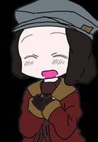Render Fallout 4 Chibi Piper by TayAyase
