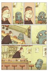 robot story by sonny123
