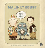 Happy Malinky Xmas by sonny123