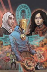 Doctor Fate #12 by sonny123