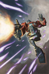 Optimus by sonny123