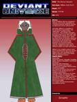 Deviant Universe: William Jack Scott by Zorzathir