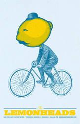 Fake Lemonheads Poster by goodmorningvoice