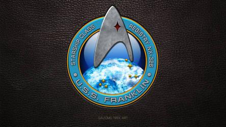 USS Franklin Star Trek Beyond UPDATED by gazomg