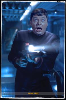 Star Trek Doctor Bones McCoy by gazomg