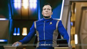 Captain James  Kirk Star Trek Discovery by gazomg