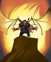 Brutal Legend by mangapredator