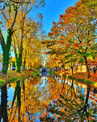 Irish Autumn by Aishlling