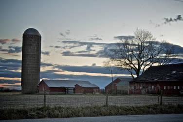 Farm house by Philzang