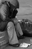 Homeless.  Needs Help. by Philzang