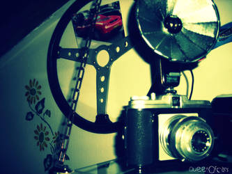 camera by QueenOfCars