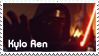 SW - Kylo Ren Stamp by DarkFlame11