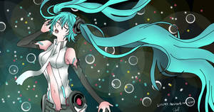 Hatsune Miku - Append by Lisis47