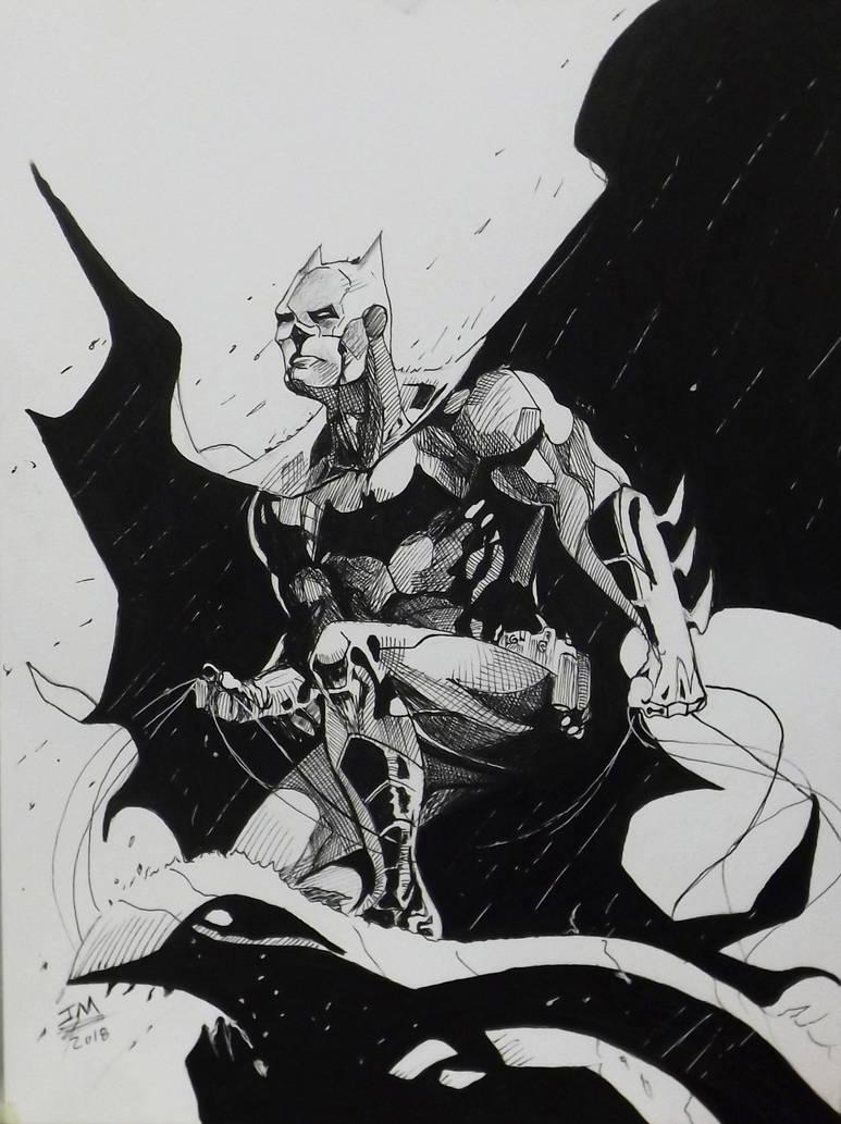 Batman by khoete