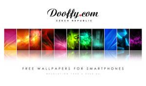 Free Wallpapers for Smartphones by Dooffy by Dooffy-Design