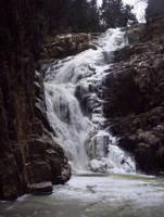 Forest stream 14 by streamline69-stock