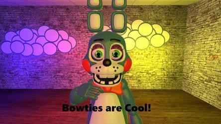 Bowtie Toy Bonnie by AutKarosti