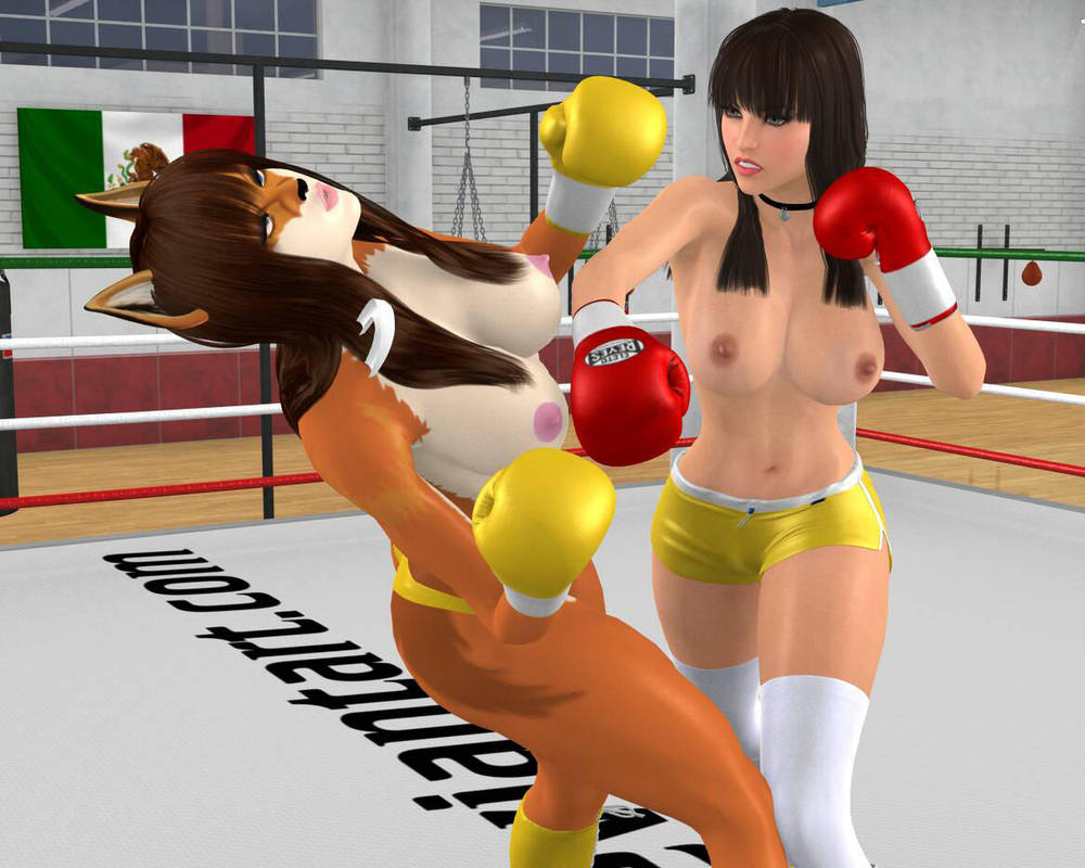 Devastating KO! by danisan9502