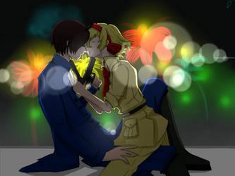 COM: ich liebe du fur immer by lunasutisna