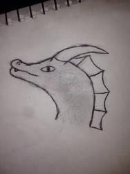 Dragon by Deadman9000
