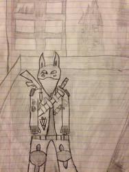 The vigilantly by Deadman9000