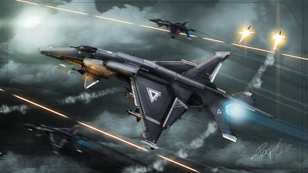 Ace Combat by EvilChaotic