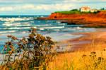 Prince Edward Island - Atlantic Ocean II by WilliamPeterLee