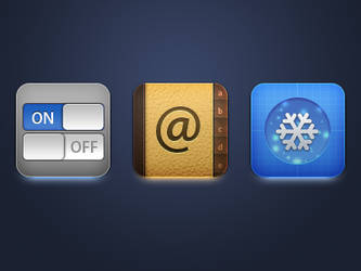 i2HD More Icons by kon