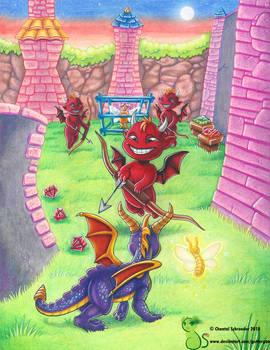 Artisans Fanzine: Lofty Castle by Guttergoo