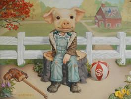 Pig Boy by macsorro