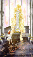 AA: The Throne Room by DustSketches