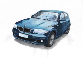 BMW Sportshatch by AkiCheval