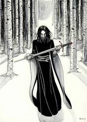 Knave of Spades by Sigune