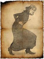 Little Sneaking Snape by Sigune
