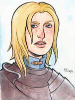 Brienne of Tarth by Sigune