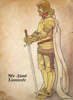 Ser Jaime Lannister by Sigune