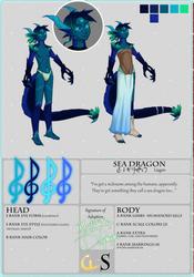 Sea Dragon - Eyedra Custom by MutationIvo