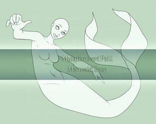 Mermaid Base - P2U by MutationIvo