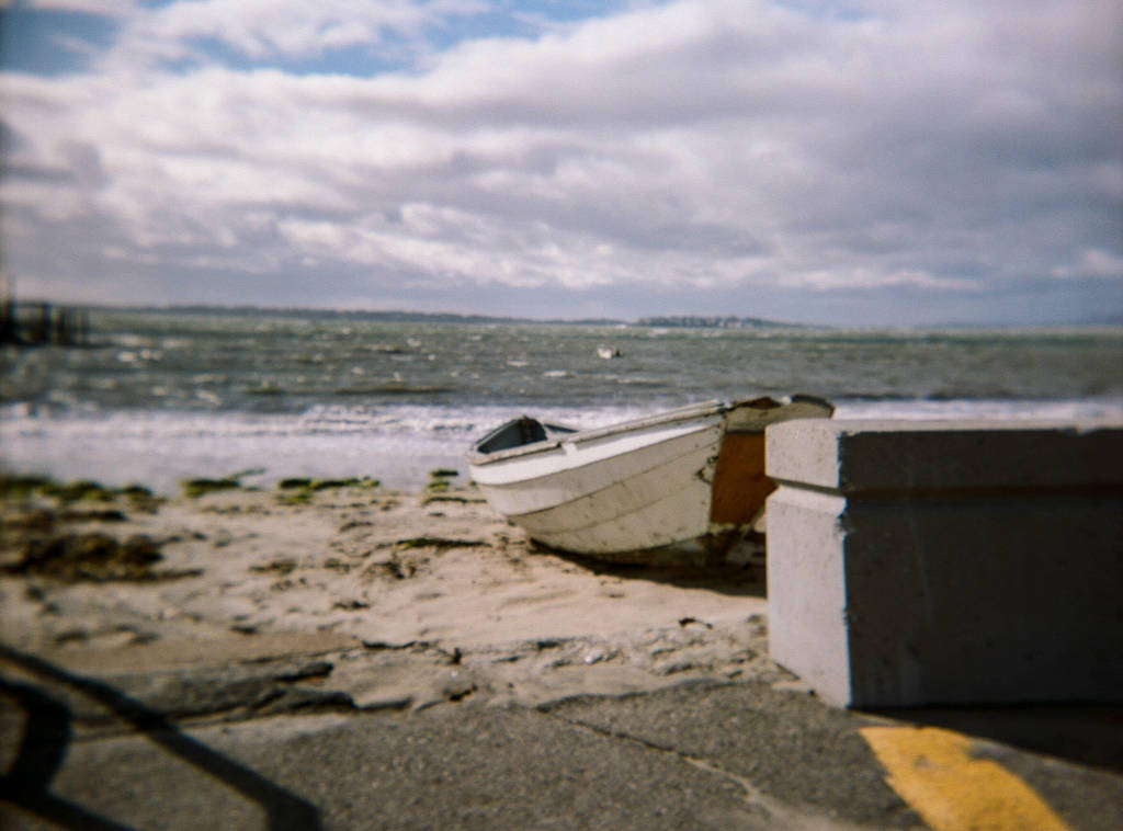Rough Seas by Frannister